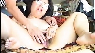 Asian mature slut close nearly