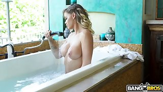 Big hard dick is everything nasty jail-bait Jessa Rhodes desires habitually